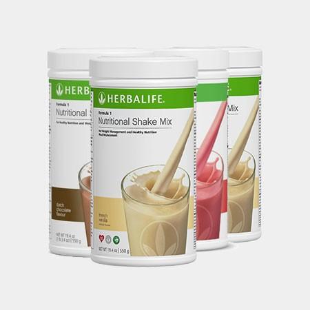 Herbalife Formula 1 - 4 PACK