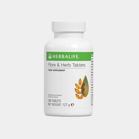 Fibre & Herb Tablets (180 Tablets)