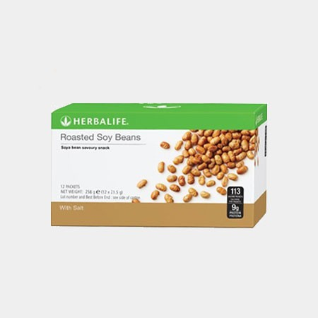 Roasted Soy Beans Snack (12 packs)