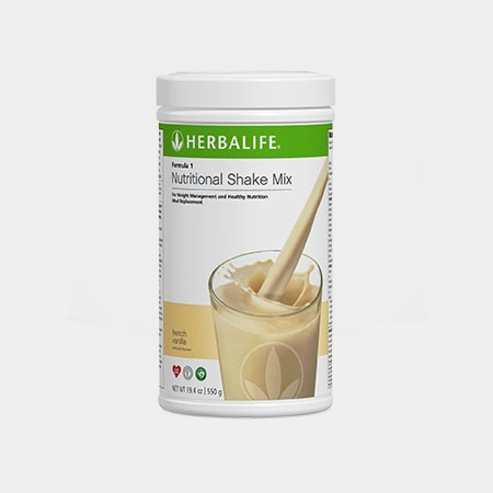 Formula 1 Shake Mix VANILLA CREAM - 780g
